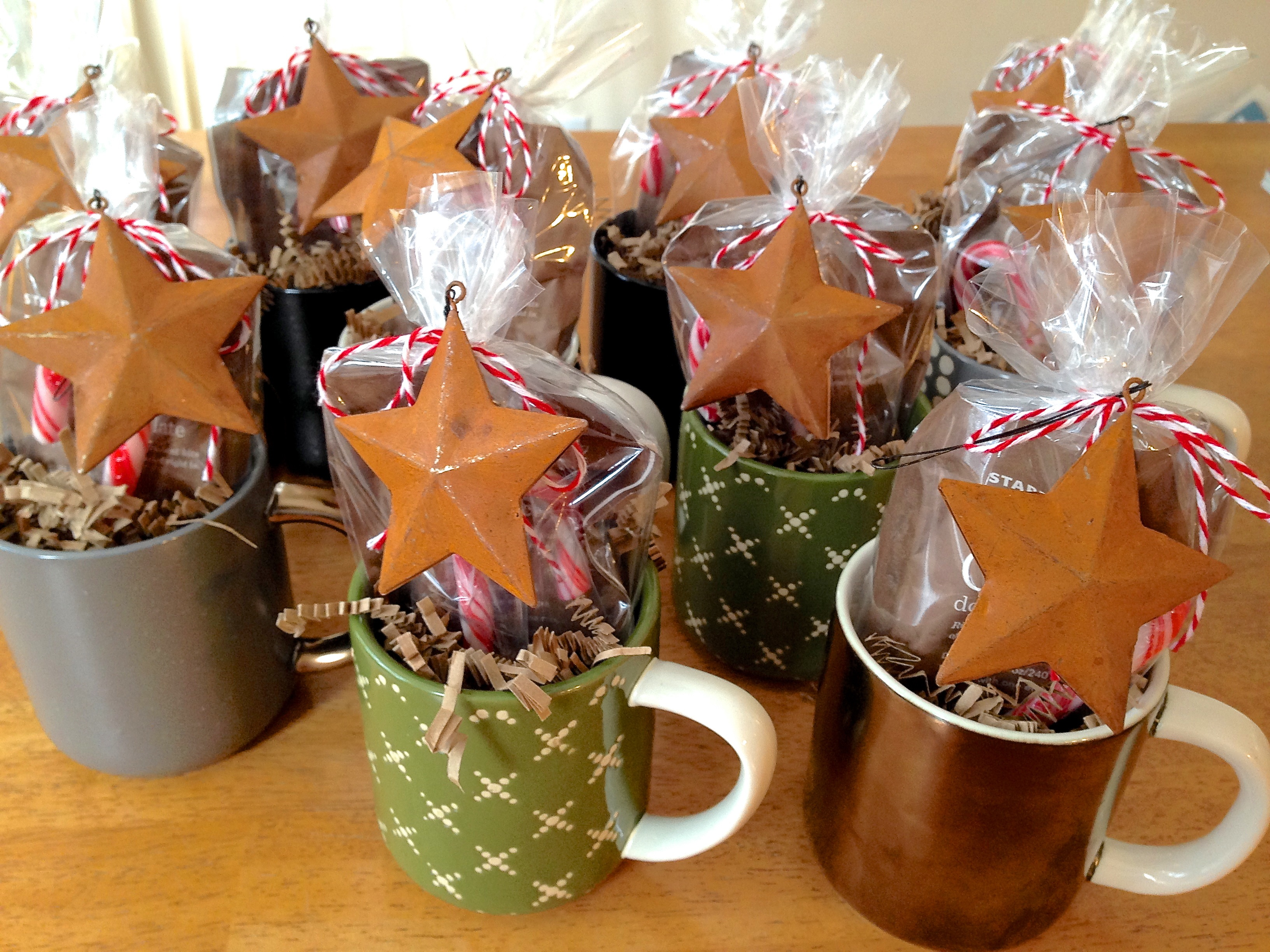 12 Days Of Projects Day 9 Cocoa Gift Mugs P S Bonjour